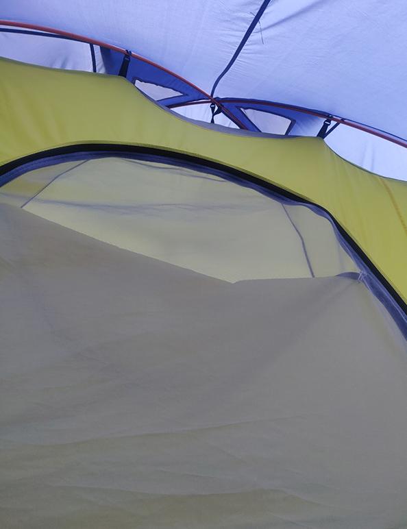 Gipfel Fira 4 tent Colony Blue