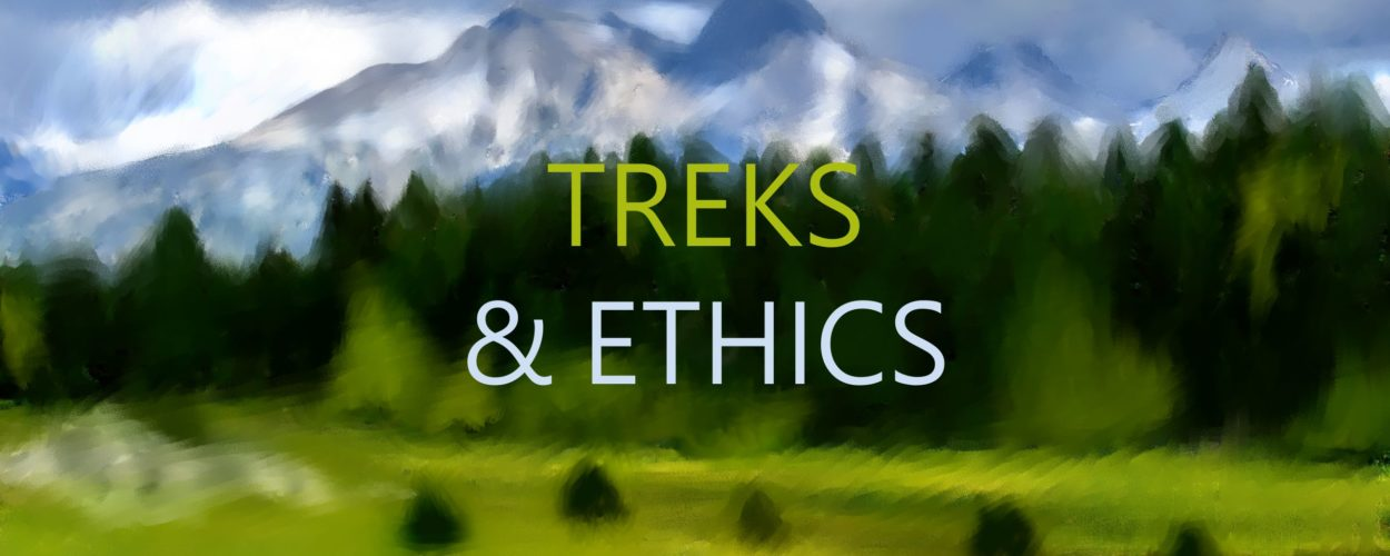 Treks ad Ethics by Gipfel