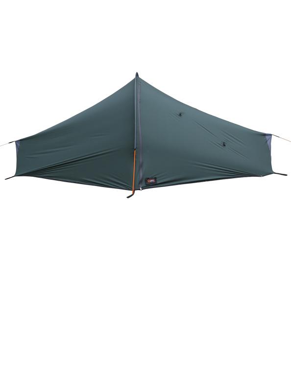 Gipfel marga tent Green 2