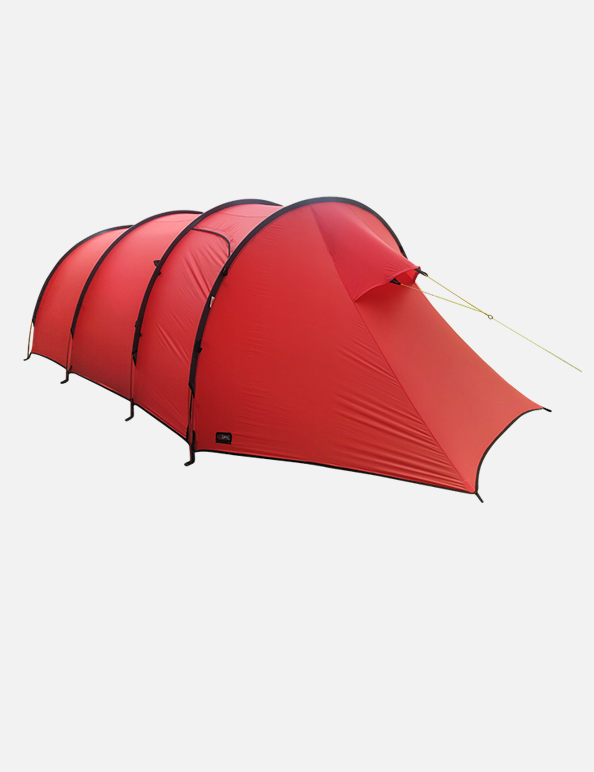 Norra 4 tent Side view