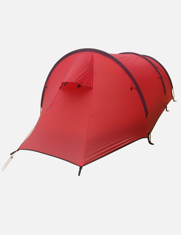 Norra tent outer Red