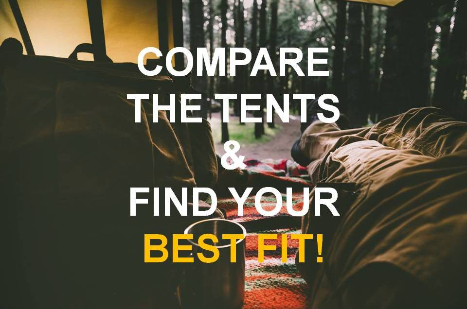 How to choose the best camping tent?