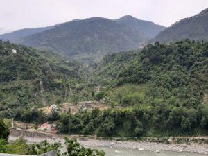 Chamba valley and Dhauladhar