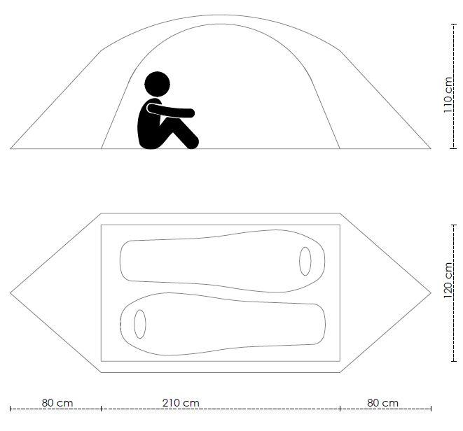 Kamet 2 floor plan