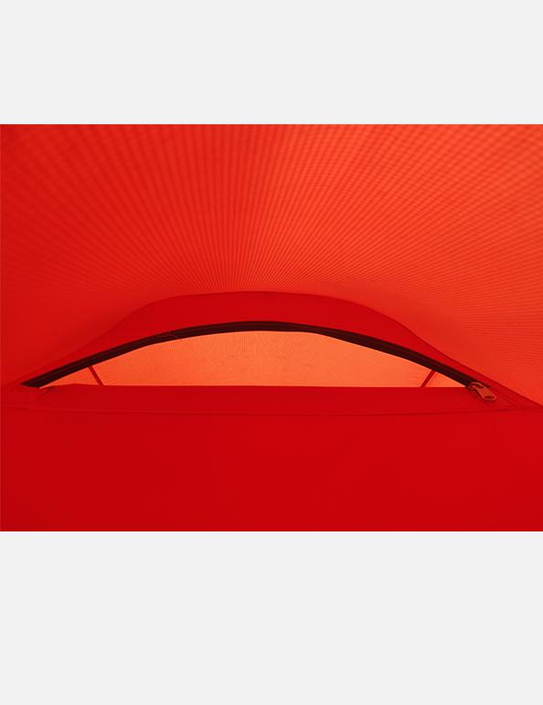 Gipfel Norra tent window