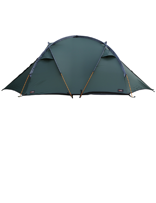 High Mountain 4 tent side view