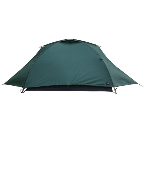Kamet tent side view
